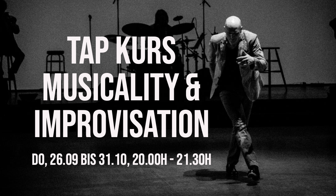 TAP KURS MUSIC & IMPROVISATION