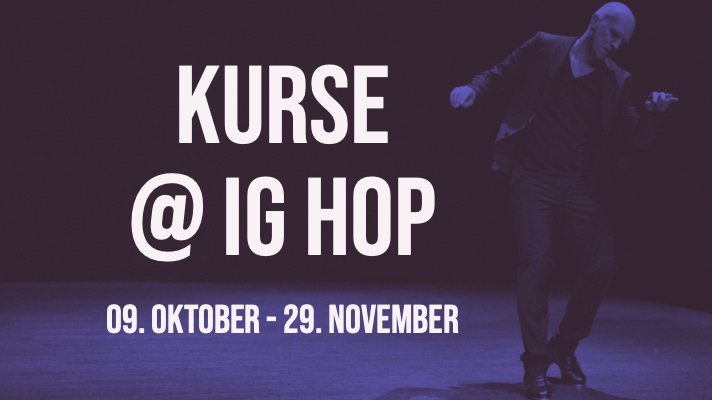 TAP UND AUTHENTIC JAZZ KURSE AT IG HOP